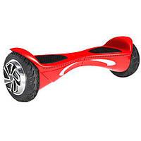 Гироскутер Smart X One красный (Гироборд, Smart Board скейт, Сигвей)