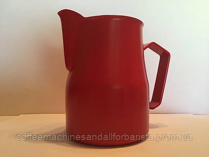 Питчер Motta Professionale 350мл (красный)