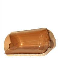 Хлебница большая 41х27 см h18,5 см пластик Lamela