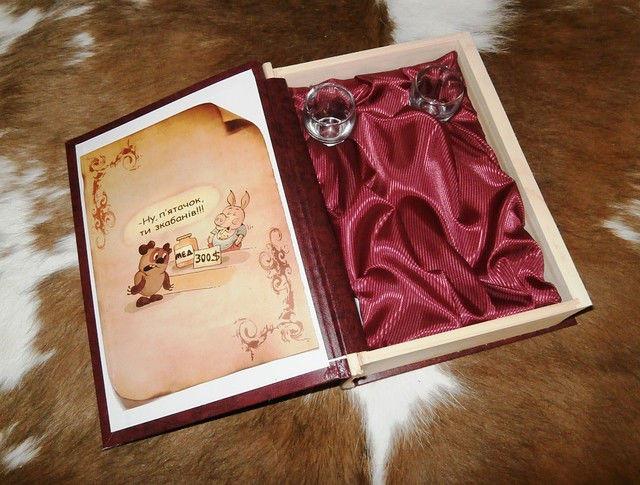Оригинальные подарки и сувениры из дерева