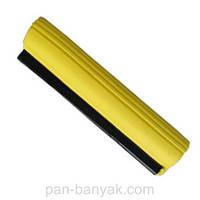 Запаска до швабри АМА жовта довжина 27 см целюлоза (0050 АМА)