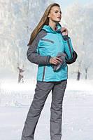 Куртка Freever женская 6326 бирюза