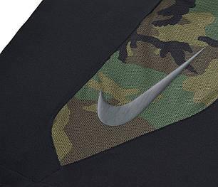 Шорты NIKE SHORT HYPERSPEED KNIT CAMO 644279-010 (Оригинал), фото 2