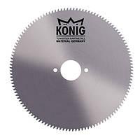 Дисковые пилы для армированого профиля Konig