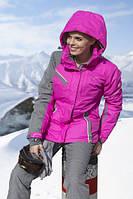 Куртка Freever женская 6326 розовая