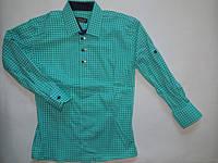 Новые поступления цветных рубашек для мальчика.
