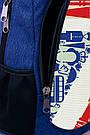 Рюкзак школьный, городской с принтом Британский Флаг., фото 6