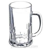 Бокал для пива Гусь Хрустальний Пит 500мл d8,6 см h16,2 см стекло (05с1253)