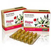 "Препарат для нормализация обмена веществ ""Норм"" комп Чойс и холестерин внорме"