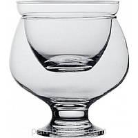 Miscellaneous Икорница 550мл/200мл d10 см h12,5 см стекло Pasabahce