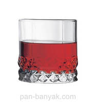 Набор стаканов низких Pasabahce Valse 6 штук 240мл d7,5 см h8 см стекло (42943V/6)