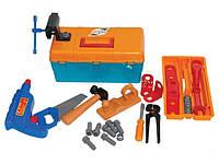 Детский набор инструментов Маленький столяр Орион 938