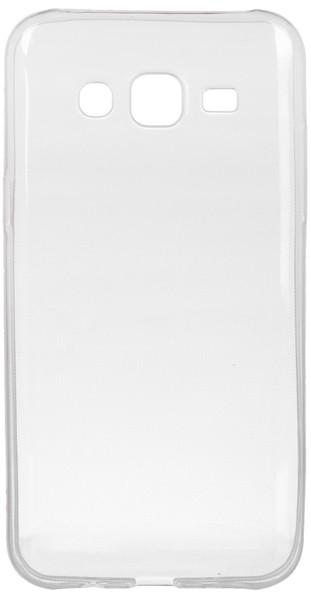 Силиконовый чехол DIGI TPU на Samsung Galaxy J5 (2016) SM-J510H Clean Grid Transparent