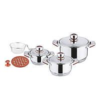 Набор посуды Berlinger Haus BH 1028 9 предметов