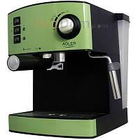 Кофеварка Adler AD 4404 Green, фото 1