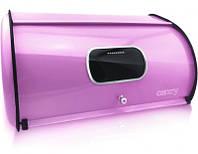 Хлебница Camry CR 6717 Розовая