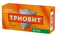 БАД Триовит - Поливитамины с микроэлементами - капс. № 30