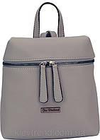 Рюкзак молодежный YES Weekend 553033 серый