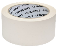 Лента бумажная 50мм/50м для шпаклевания FAVORIT