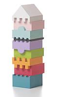 """Деревянная пирамидка """"Воздушная башня"""" Cubika LD-2 арт.11315"""
