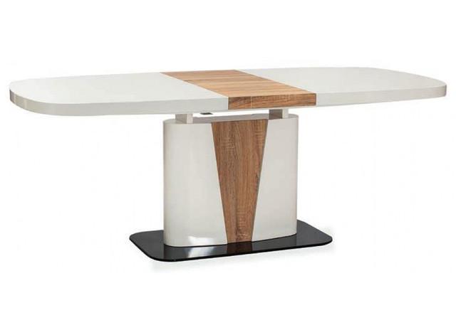 Стол деревяный обеденный раскладной Cangas (Signal)