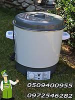 Електрическая кастрюля для приготовления продуктов на пару, творога - 26 литров. Новая. Привезена из Германии