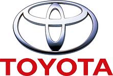 Рейлинги и поперечены на Toyota