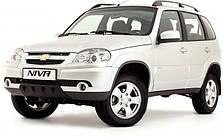 Рейлинги и поперечены на Chevrolet Niva Chevrolet