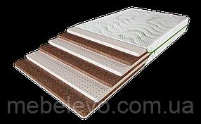 матрас Cascade / Каскад 100х100 ЕММ h20 Evolution латекс + кокос беспружинный 140кг