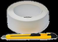 Лента-бордюр для ванн 28мм/3.2м + нож FAVORIT