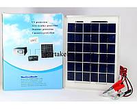 Солнечная панель Solar board 5W 9V, солнечное зарядное устройство Solar Panel GD-Light
