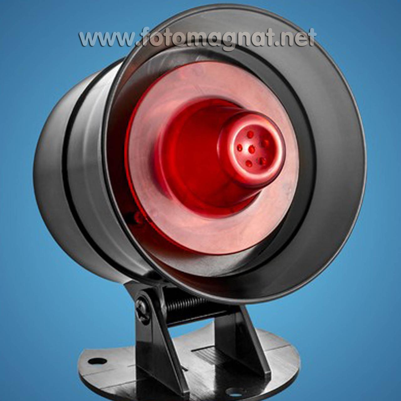 Сигнализация ревун с сиреной — COLARIX ALM-RAD-001 (Сигнализация для дома, дачи и любых помещений)