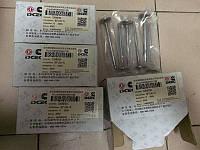 Впускной выпускной клапан к погрузчикам ChengGong CG958H Cummins QSB6.7