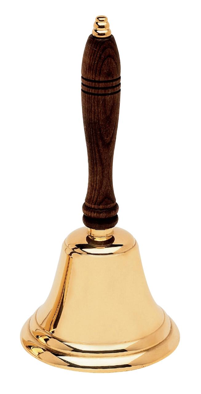 Stilars 1771 колокольчик с деревянной ручкой