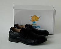 Туфли для мальчика (школа) ТОМ.М черный