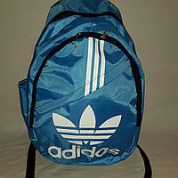 Рюкзак Adidas Classic Line, Адидас голубой с белым