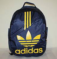 Рюкзак Adidas Classic Line, Адидас синий с желтым