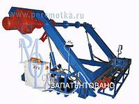 Станок автоматической намотки кабеля УПК-25-7ПРГС с АКУ-1400