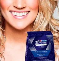 Полоски для отбеливания зубов «Crest 3d white»