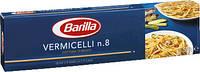 Макароны твердых сортов Barilla «Vermicelli» n. 8, (итальянские спагетти барилла) 500 гр.
