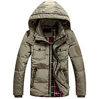 Куртка мужская зимняя Afs JEEP
