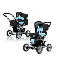 Универсальная коляска ABC Design Pramy Luxe Magic