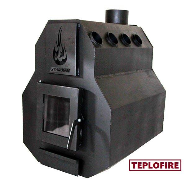 Отопительная варочная печь Сварог М тип 2 мощностью 22 квт