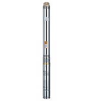 Глубинный погружной насос EUROAQUA  75 QJD 130 -- 0.75 + контроль бокс
