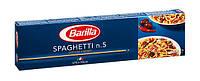 Спагетти твердых сортов Barilla «Spaghetti» n. 5, (итальянские спагетти барилла) 500 гр.
