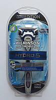 Бритвенный станок  Wilkinson Sword (Schick) HYDRO 5   производство Германия