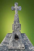 """Ритуальные памятники """"Крест"""", Код 7, 35"""