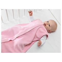 DRÖMLAND Спальный мешок, розовый 603.270.24