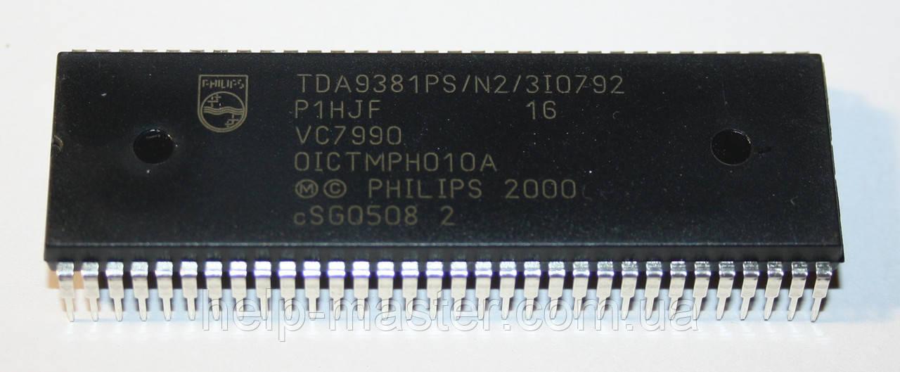 Процессор TDA9381PS/N2/3I0792