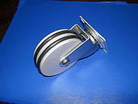 Колесо промышленное алюминиевое 75мм, фото 1